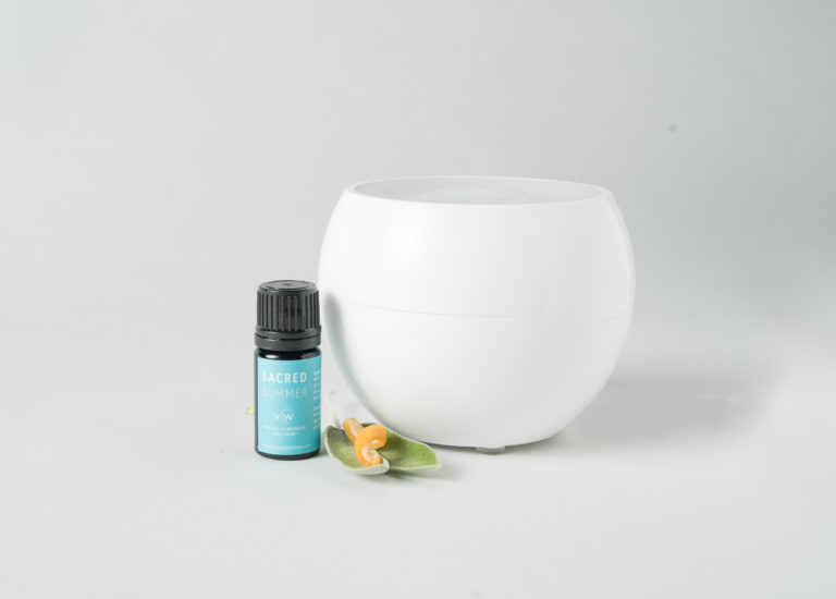 Essential oil and diffuser
